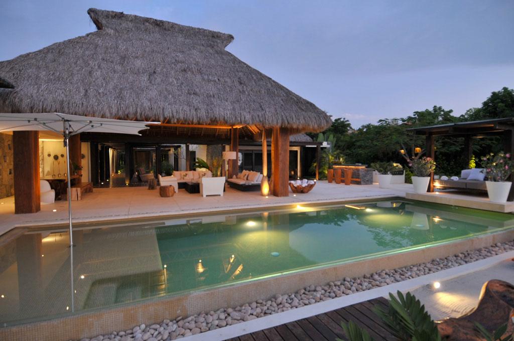 Villa arena punta mita journey mexico luxury villas for Jardin villa austral punta arenas