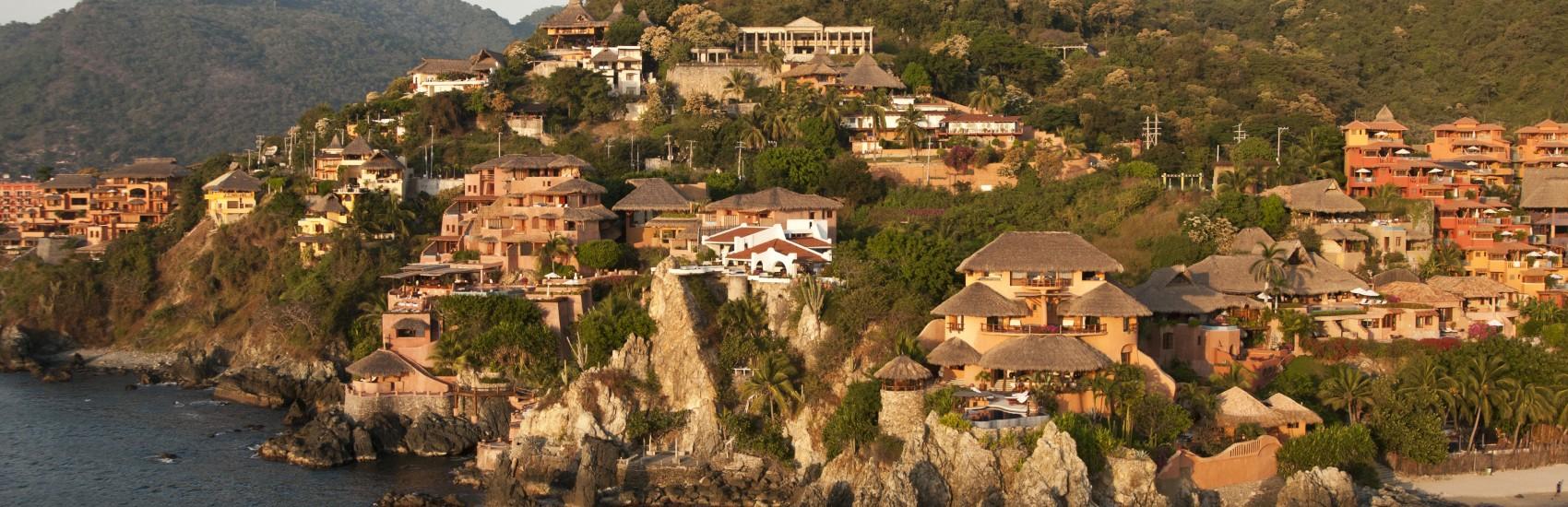 Ixtapa Zihuatanejo Villas
