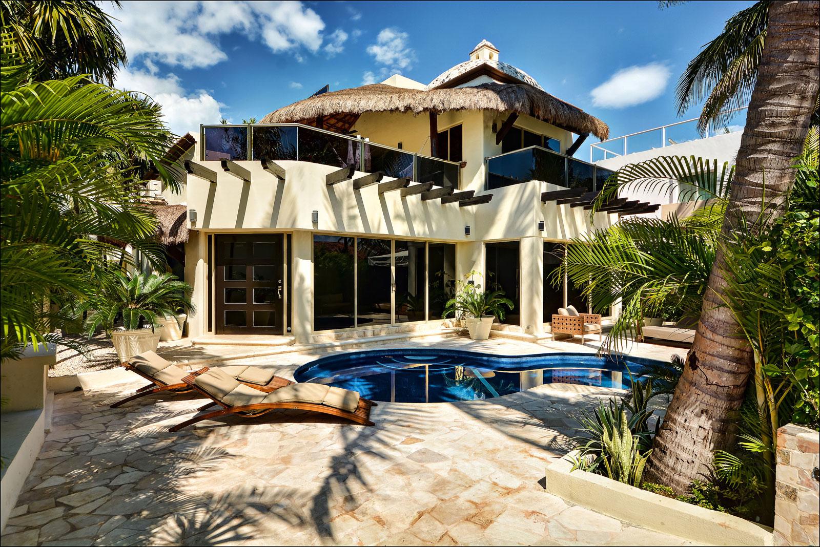 Casa Nikki Riviera Maya Journey Mexico Luxury Villas