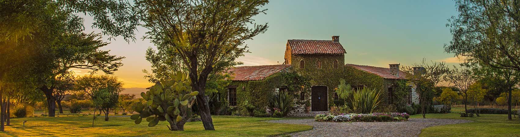 San Miguel de Allende Luxury Villas