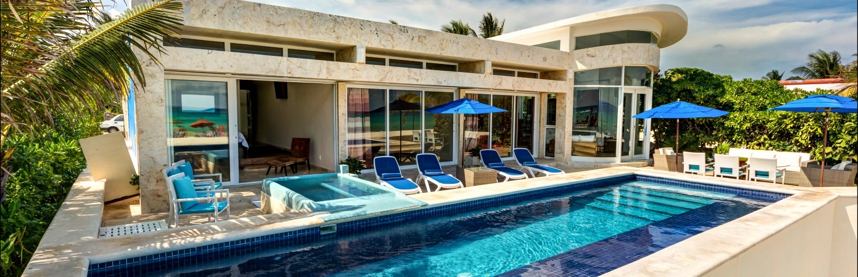 beach house - riviera maya | journey mexico luxury villas