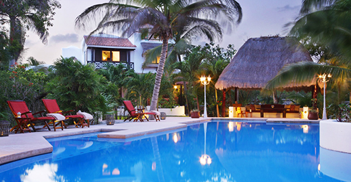 VILLA YUUM-HA - Riviera Maya