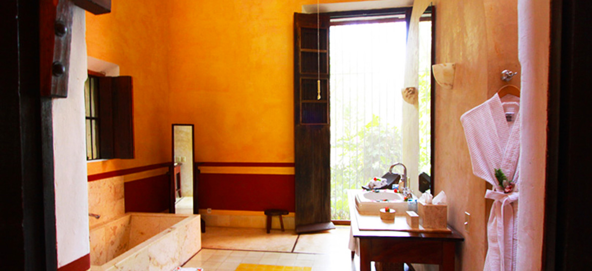 hacienda petac bathroom