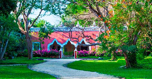 HACIENDA PETAC - Yucatan Peninsula