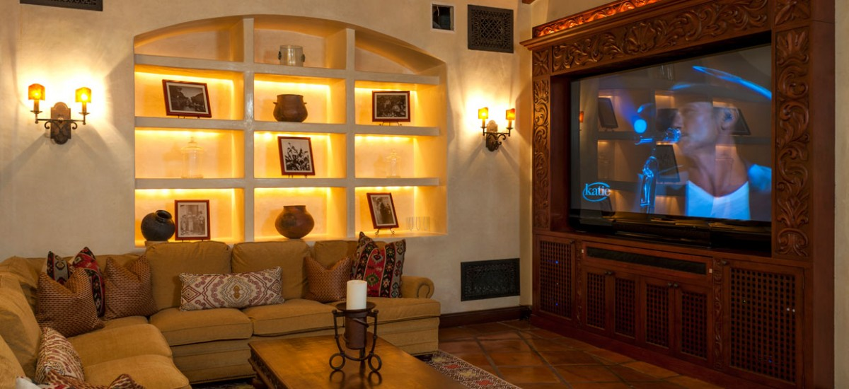 casa bahia rocas tv room