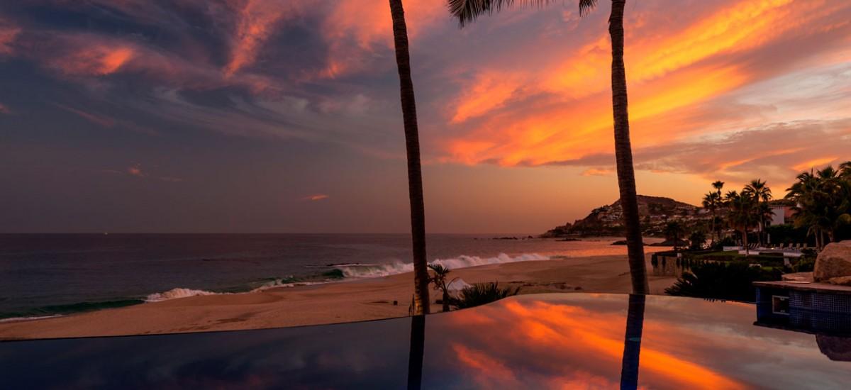 casa bahia rocas sunset