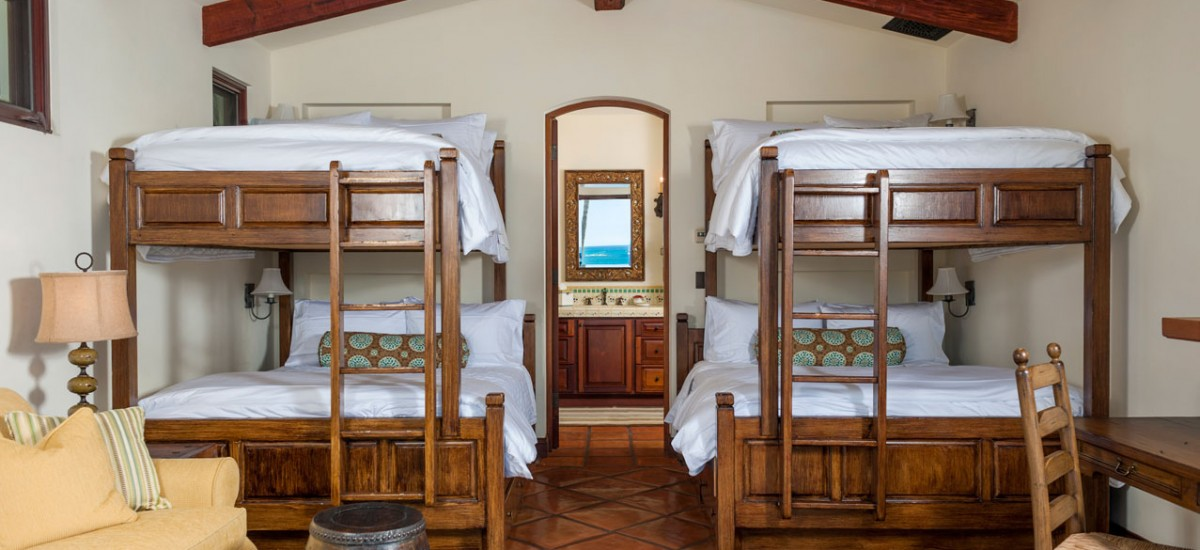 casa bahia rocas double bunk bed