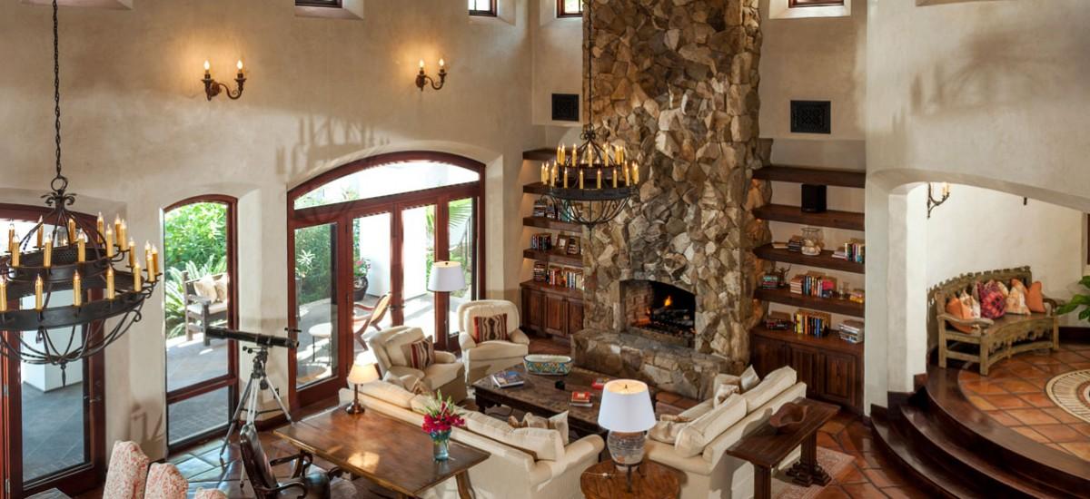 casa bahia rocas living room