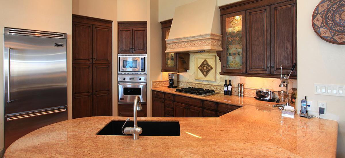 villa 471 kitchen 2