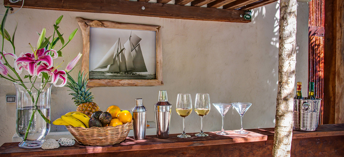 villa soliman bar