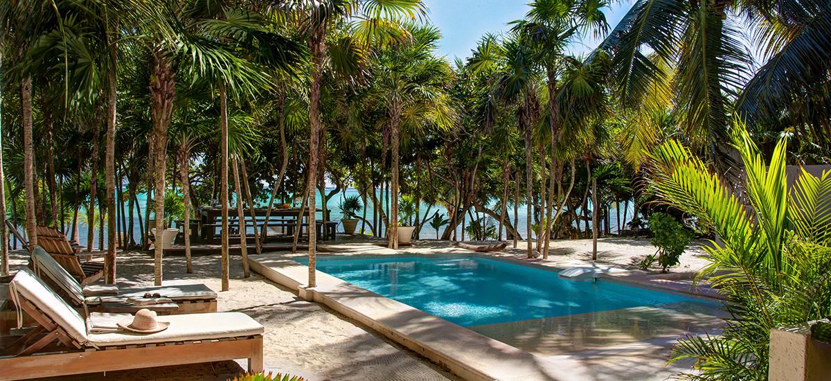 villa soliman pool 2