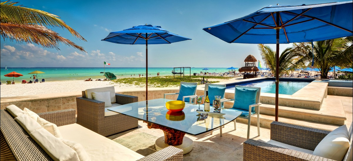 Beach house riviera maya journey mexico luxury villas for Riviera house
