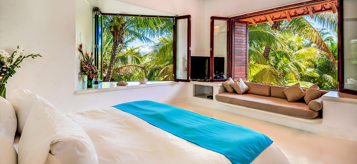 bel ha bedroom view