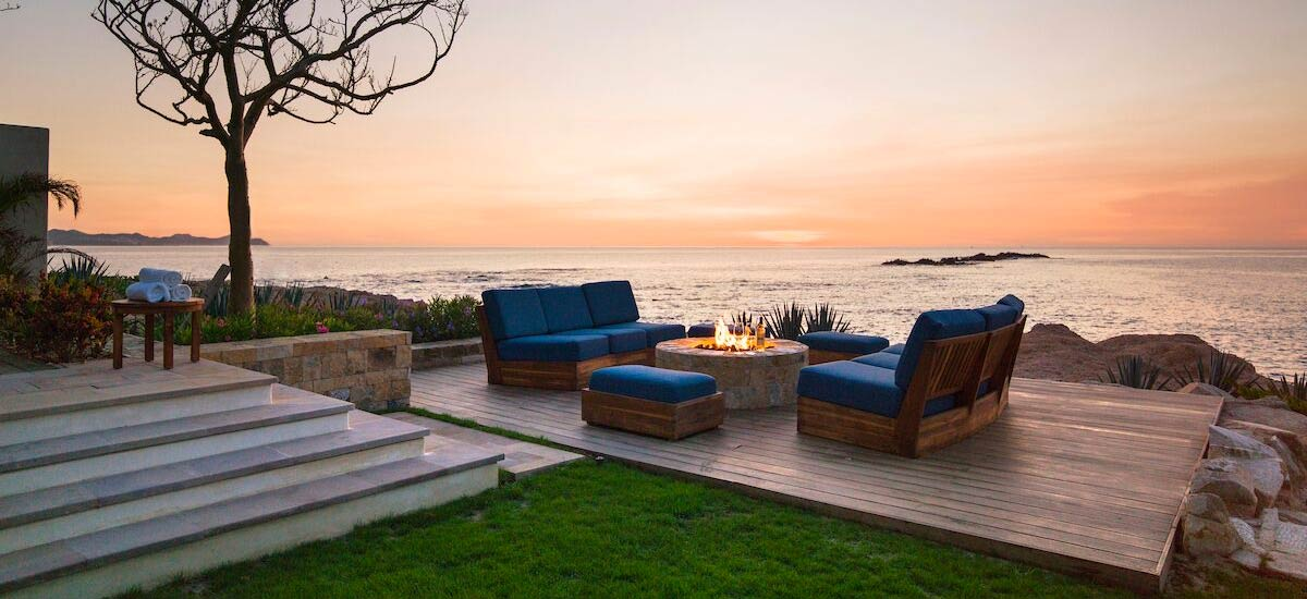 brisa del mar firepit beachfront