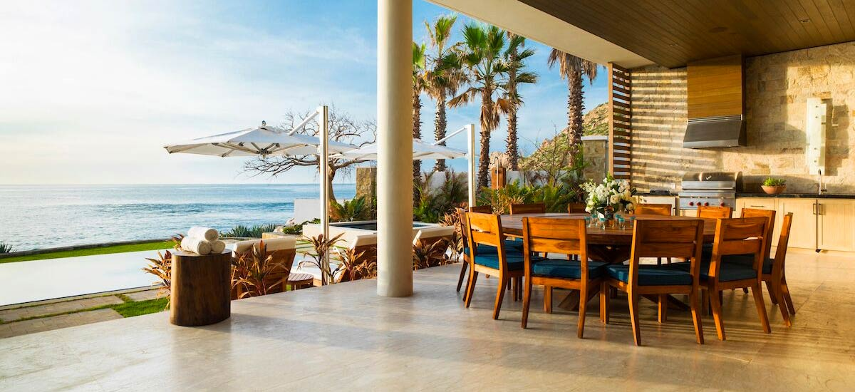 brisa del mar outdoor kitchen