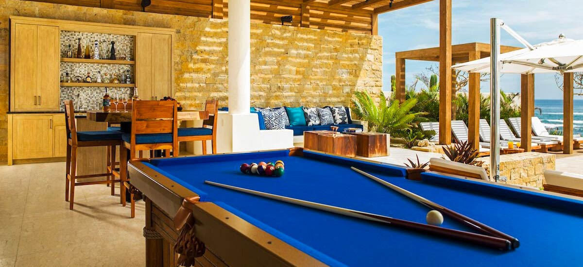 brisa del mar pool table