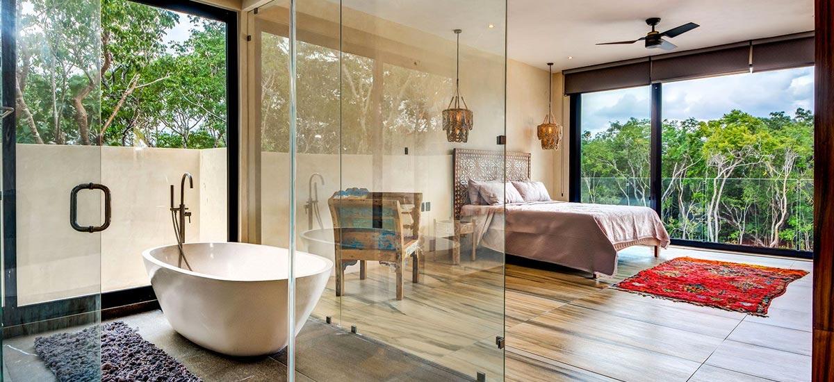 casa adama master bedroom