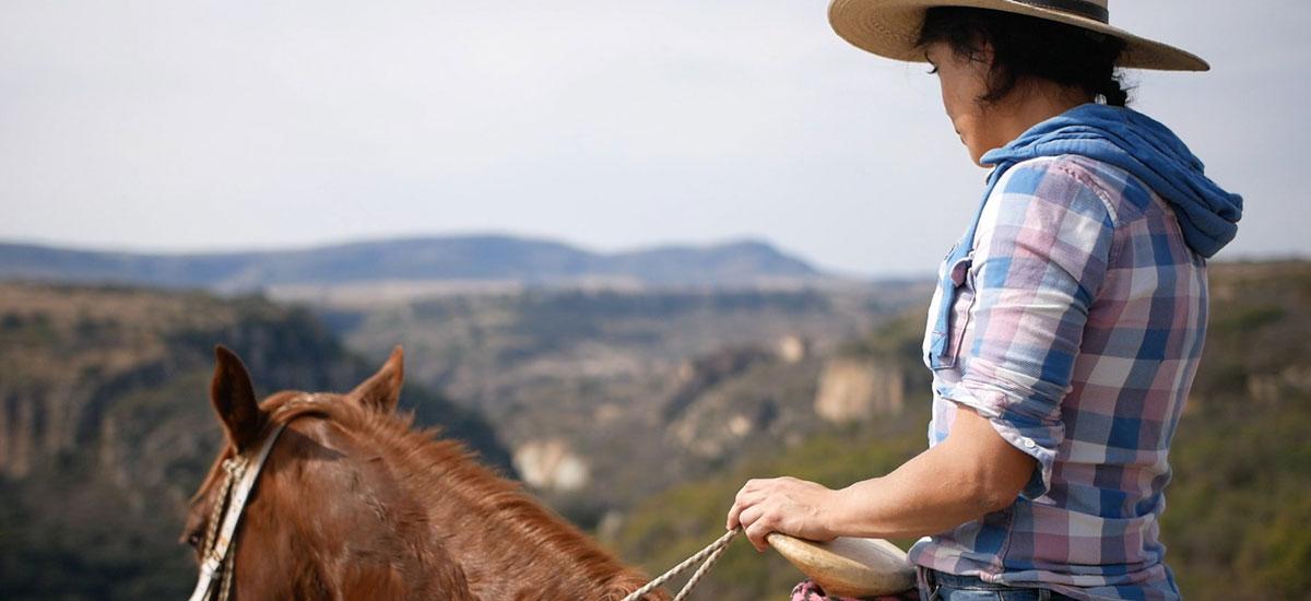 casa adela horse back riding
