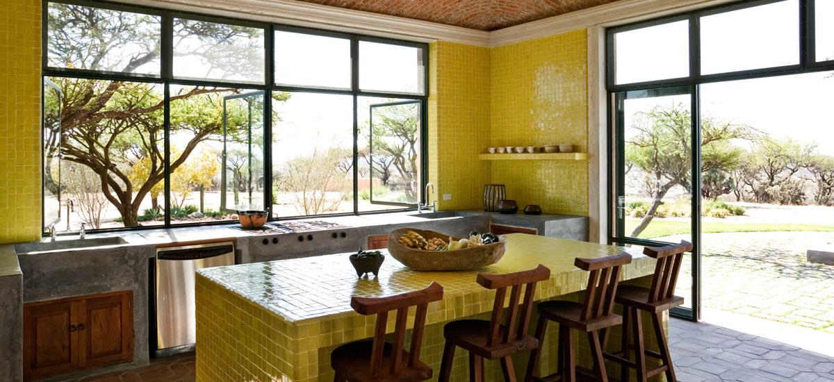 casa adela kitchen