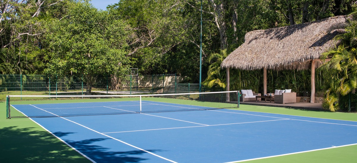 aramara tennis court