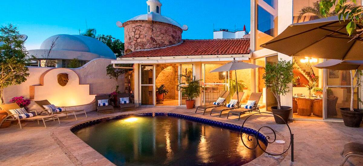 casa aventura pool villa