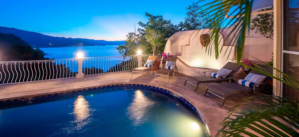 casa aventura pool