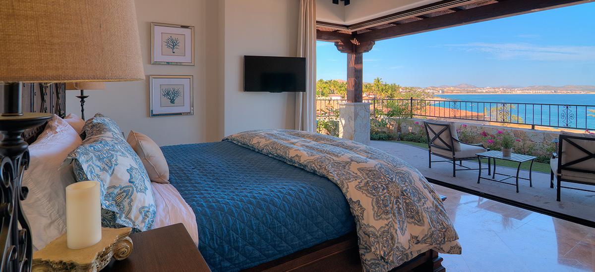 casa bella bedroom view