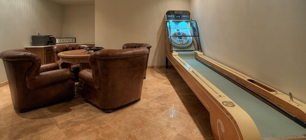 casa bella game room