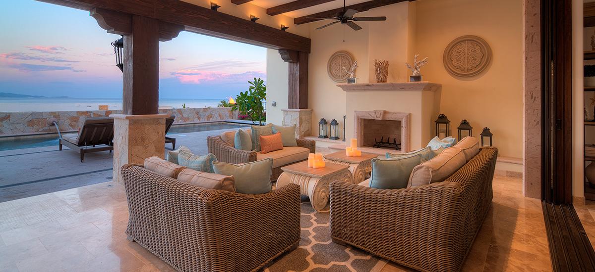 casa bella living room