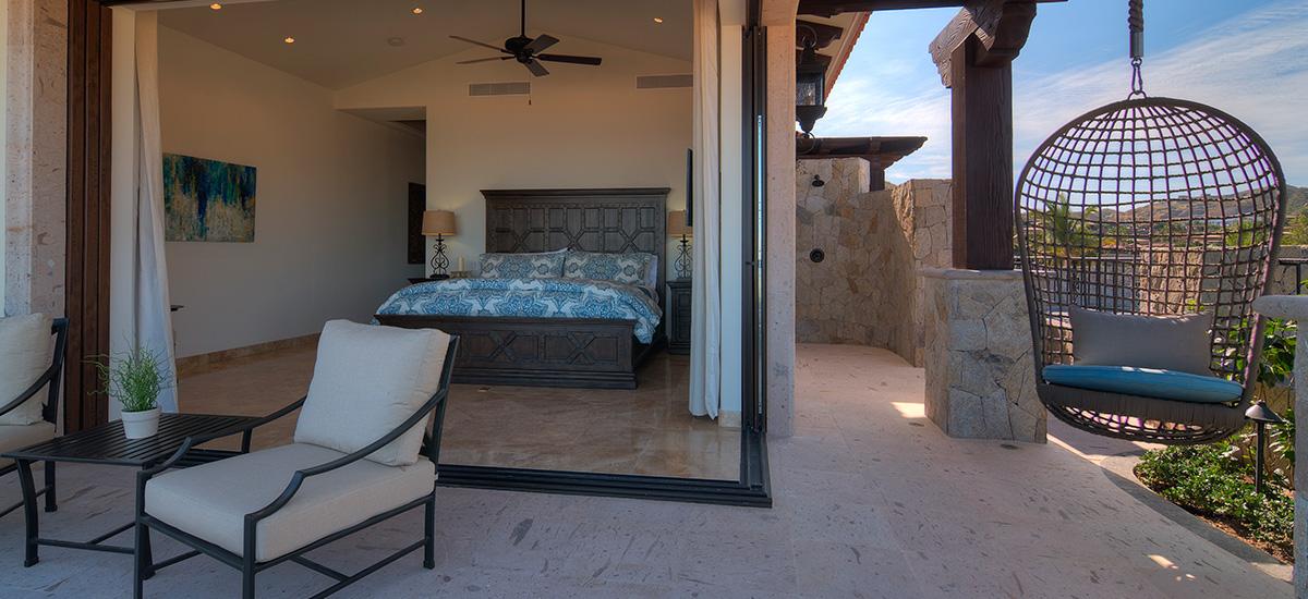 casa bella outside bedroom