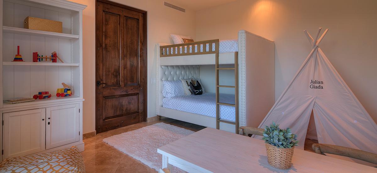 casa bella twinbedroom