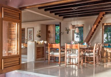 Casa Cantarena Dinning Room