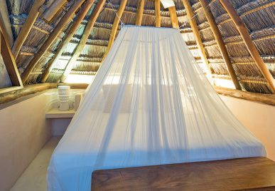 Casa Cantarena Bed
