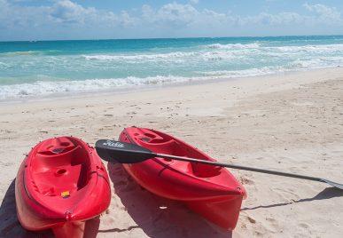 Casa Cantarena Beach Kayak