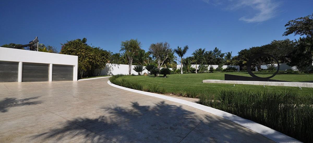 casa china blanca garden