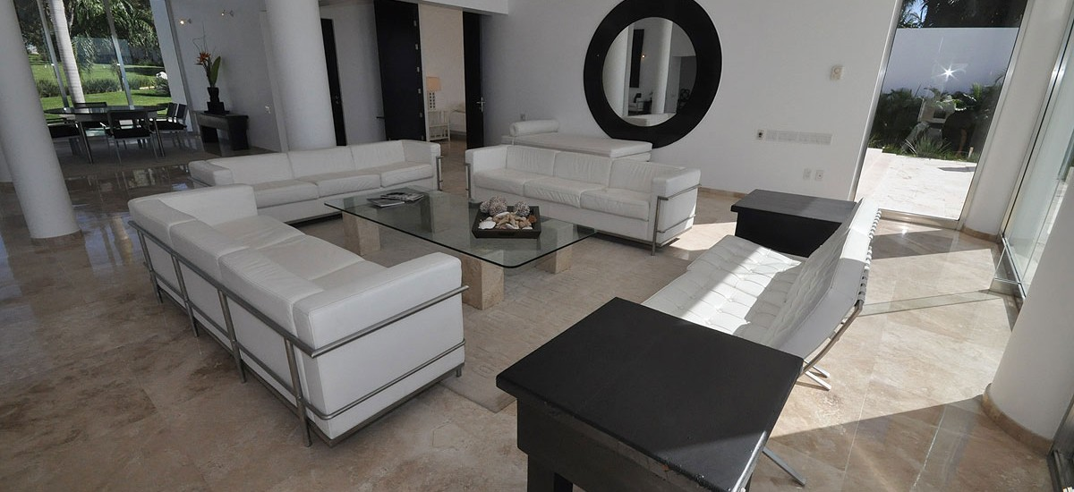 casa china blanca living area 5
