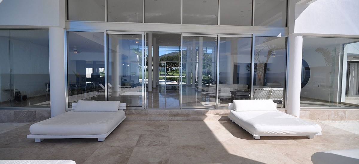 casa china blanca terrace