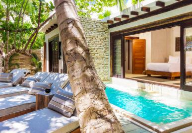 casa chukum pool