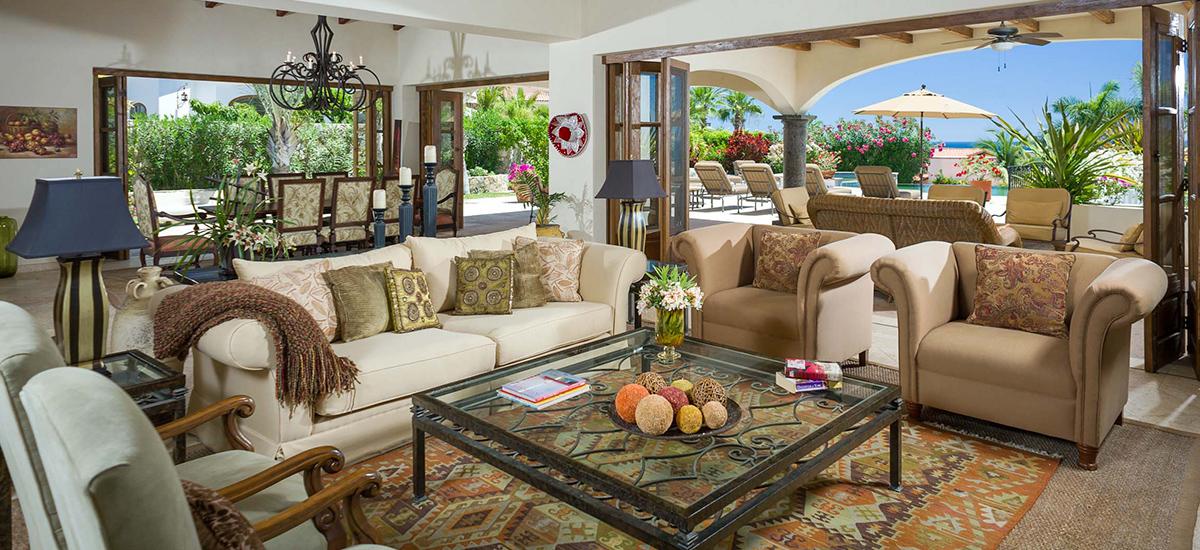casa de cortes living room 2