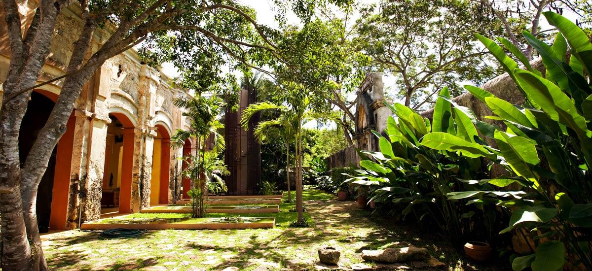 casa de maquinas garden
