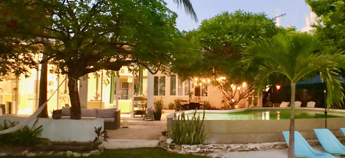 casa del cielo isla mujeres at night 4