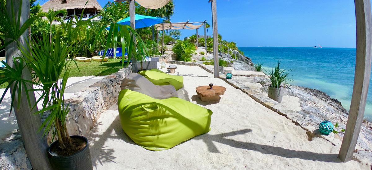 casa del cielo isla mujeres beach 2