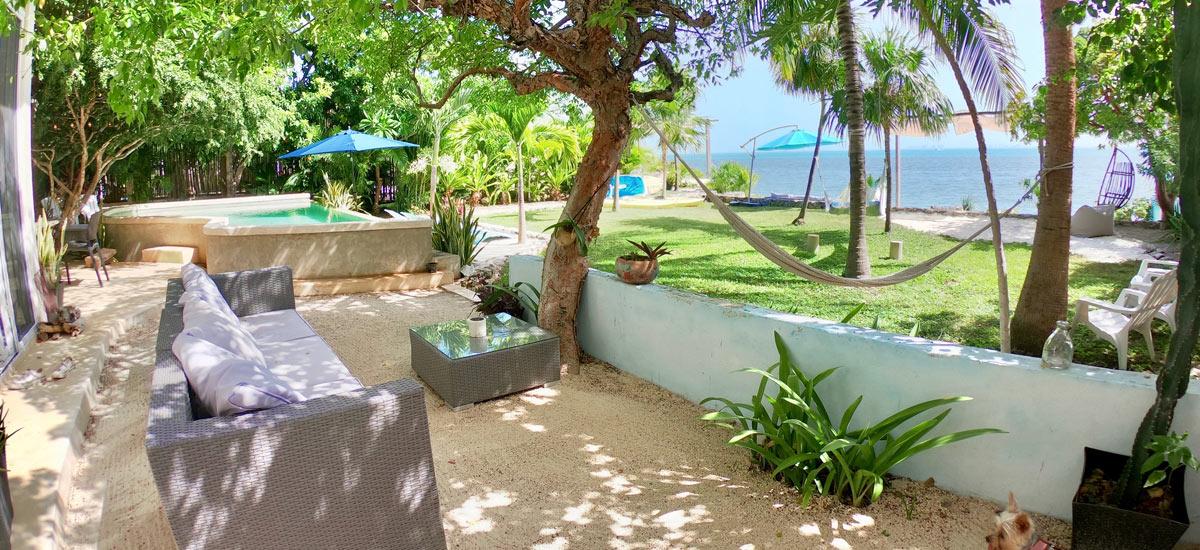 casa del cielo isla mujeres beach 3