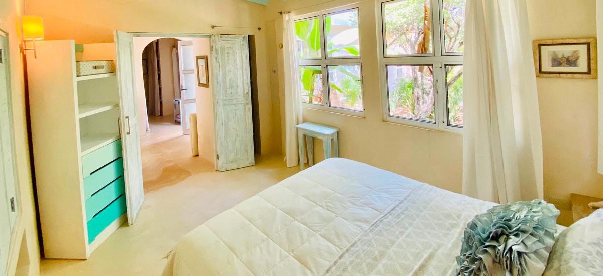 casa del cielo isla mujeres front bedroom