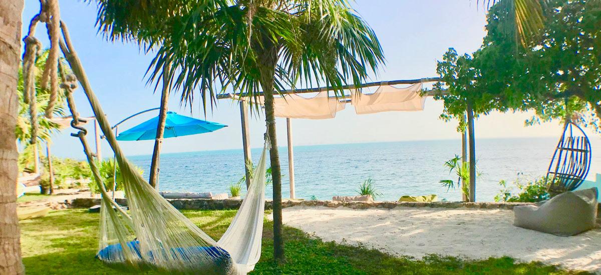 casa del cielo isla mujeres ocean view