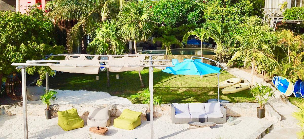 casa del cielo isla mujeres pool 2