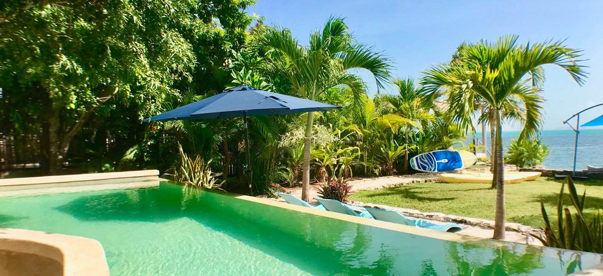 casa del cielo isla mujeres pool 3