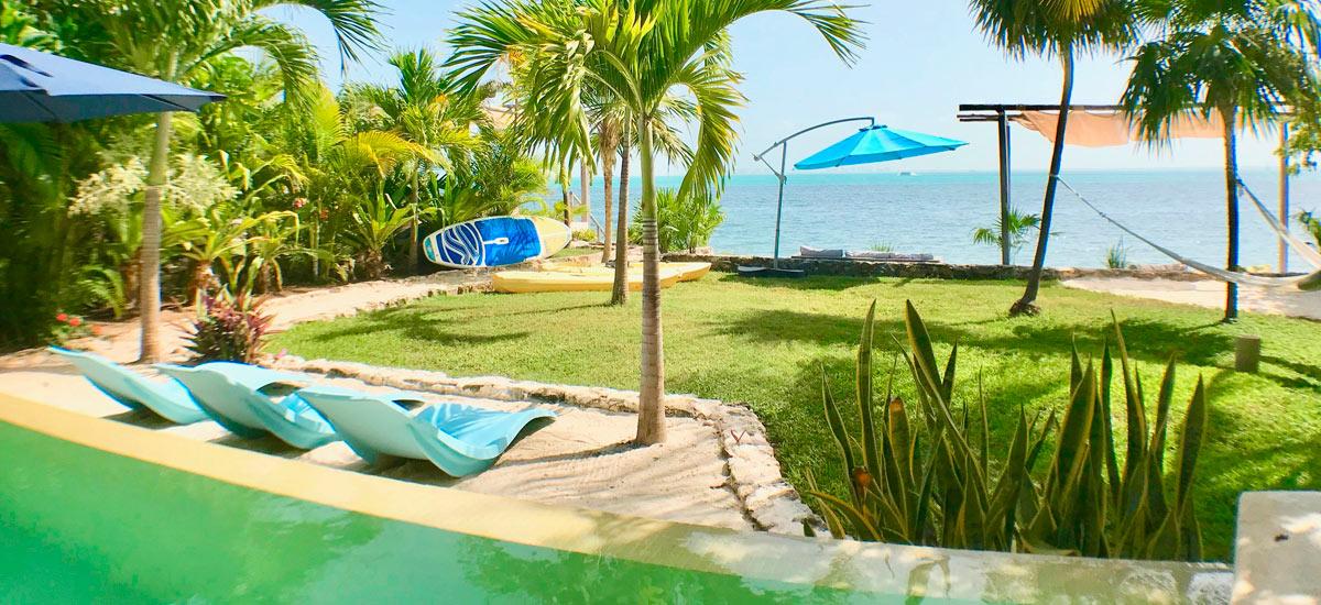 casa del cielo isla mujeres pool 4