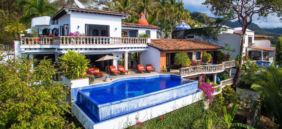 casa del quetzal aerial view 2