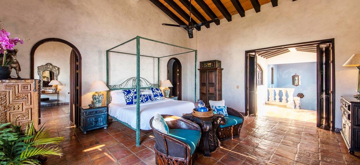 casa del quetzal bedroom 4